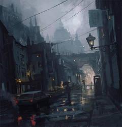 London Midnight by Zen-Master