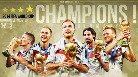 Weltmeister Wallpaper by HkM-GraphicStudio