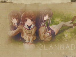 Clannad Wallpaper by judit92
