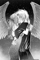 Lovers - Minako and Roalmeh by Roalmeh