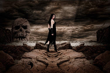 Black Goddess by phonglang