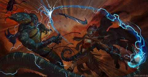 DnD: Storm's End Strike by Gorrem