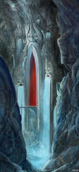 LoTRO:  Beard Falls by Gorrem