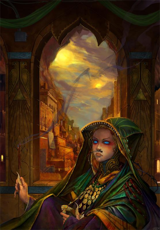 Dune - St Alia of the Knife by Gorrem