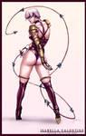 Soul Calibur - Ivy by Gorrem