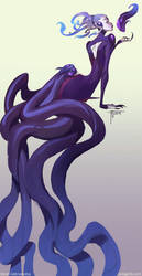GIGANTIC - Xenobia Fan Art by Gorrem