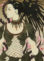 Machiko by Gorrem