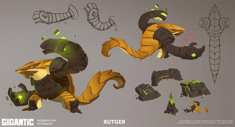 GIGANTIC - Rutger by Gorrem