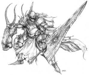 Nightmare-Soul Calibur by Gorrem