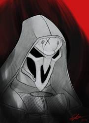 Reaper by BlueSpiritFire1