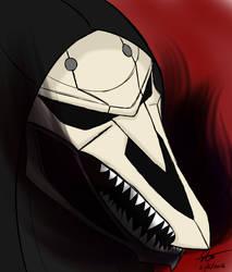 Reaper Dragon by BlueSpiritFire1