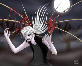 Death - Madness' Contest by BlueSpiritFire1