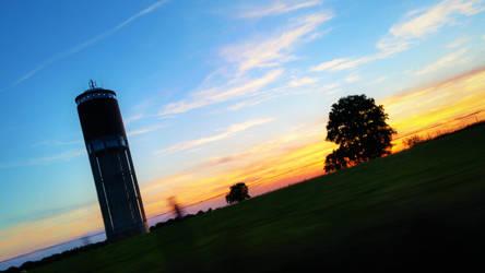 Beautiful Sunset by ACVgta54