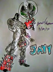 Spawn - Jayy 5/24/18 by JayyForever