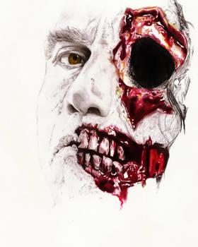 Slayer: Tom Araya WIP part 3 by Shamaanita