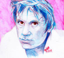 Colour madness - Bruce by Shamaanita