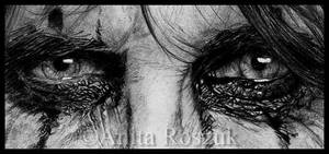 The Eyes of Alice Cooper by Shamaanita