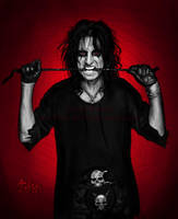 GO TO HELL - Alice Cooper by Shamaanita