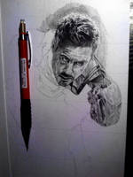 more Iron Man progress by Shamaanita