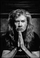 DAVE MUSTAINE II by Shamaanita
