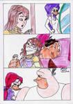 Wedding Mayhem by Lady-Scorpion