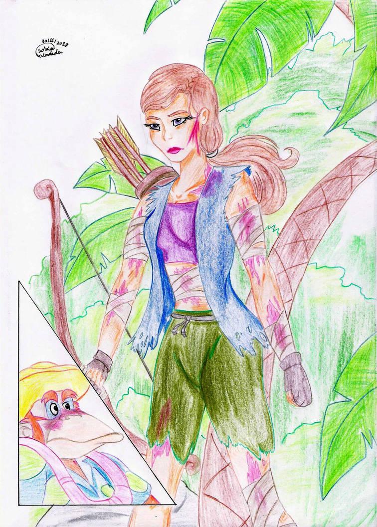 Jungle Crush by Lady-Scorpion