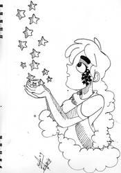 rain of stars by kaede99