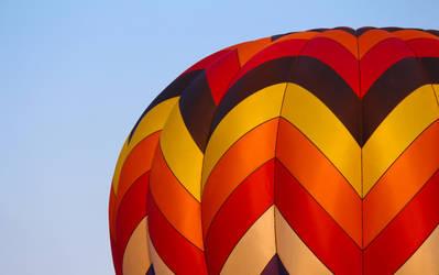 chevron balloon by athotmaildotcom