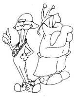 Toejam and Earl by battybuddy