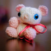 Baby Shower Bear Pink by SophieArabella