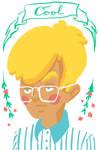 Cool Guy by ingridochoa