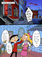 Hey Arnold - Spin the bottle pg 1 by ingridochoa