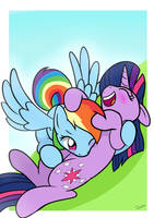 Can Play Silly Together by Twidasher