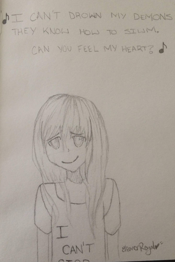 Can You Feel My Heart? by VISIONARYGirl