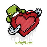 Valentine 2014 by cairn4
