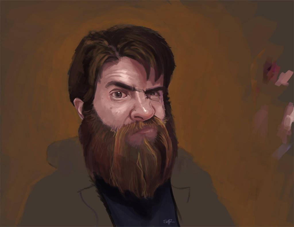 Feb142014 Self Portrait by cairn4