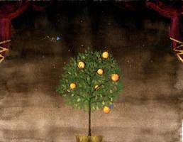 The Orange Tree by wingbeats