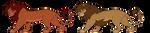 OTA|Lion Adoptables|OPEN by Erasiah