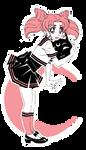 Chibiusa Pink by Tanashi