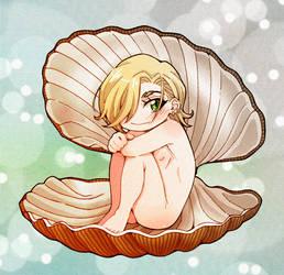 Shell Pearl by Tanashi