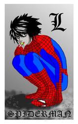 L-Spiderman by Polan-Kaede
