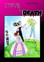 Portada Love and death by Polan-Kaede
