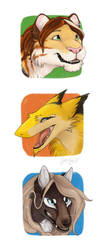Smile! by lynxfang-art