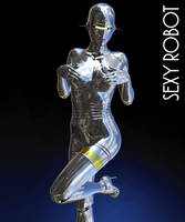 Sexy Robot by RenderHub