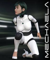 Mechaela-female-cyborg-for-genesis-8-01 by RenderHub