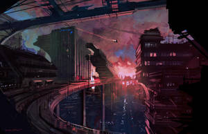 Sci Fi Speed 4-19-12 by Sarafinconcepts