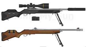 Fur Firearms Alpha by Lord-Malachi