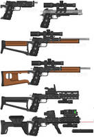 M1911 Carbine Series by Lord-Malachi