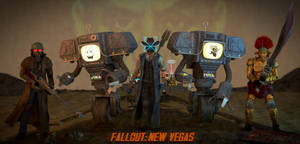 Fallout: New Vegas by RuslanLarin92