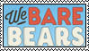 We Bare Bears Stamp by Amalockh1